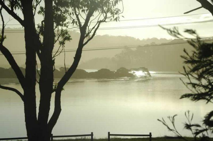 Bermagui river