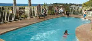 Captain's Quarters Saltwater Pool