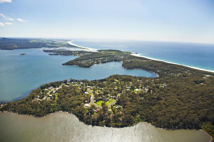 Beaches, lakes, estuaries abound