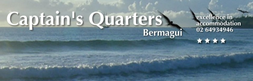Captain's Quarters Boutique Accommodation Bermagui